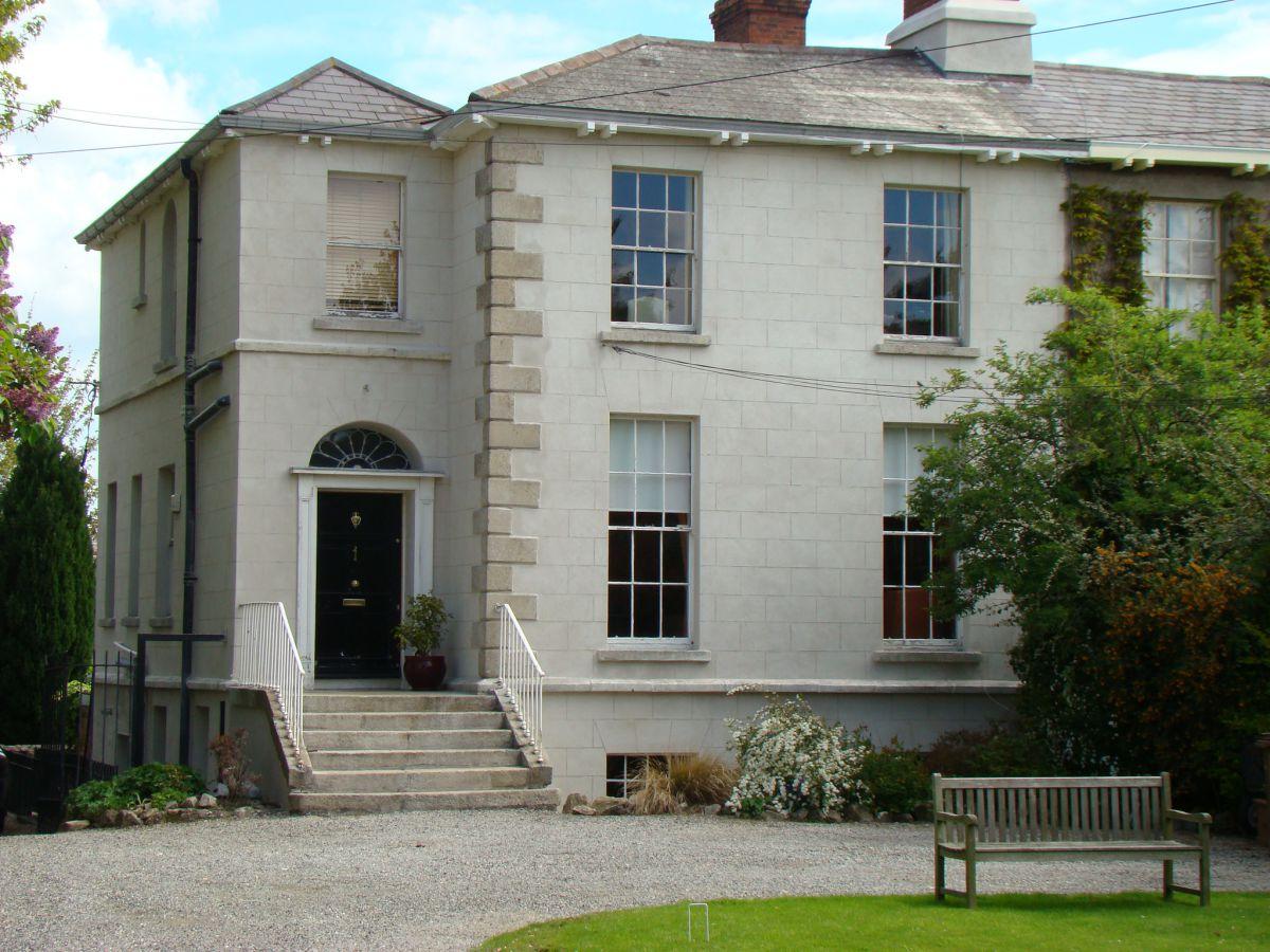 Georgian House Haigney Restoration
